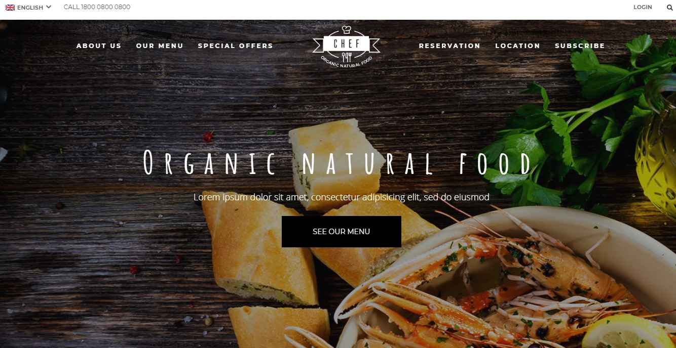 restaurant-chef-restaurant-website-template