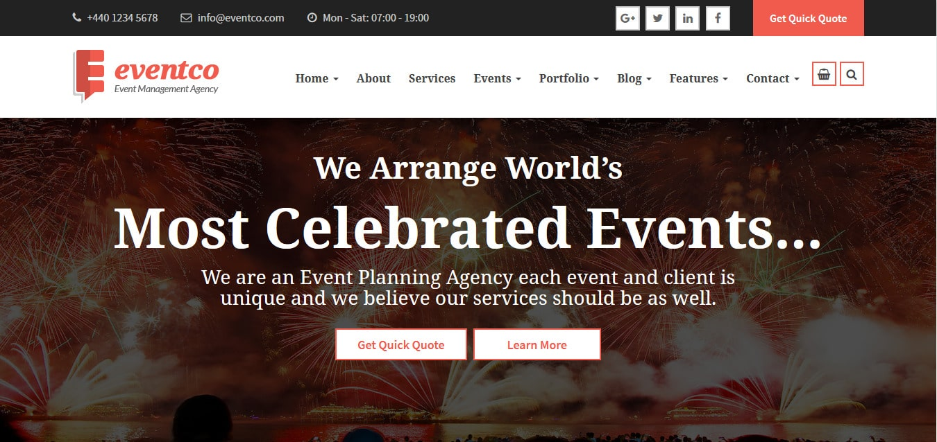 Event Co-Event-Template