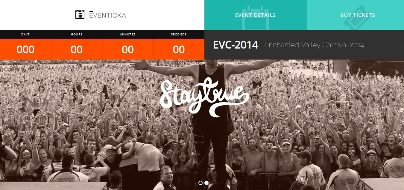 Eventicka-Event-Template