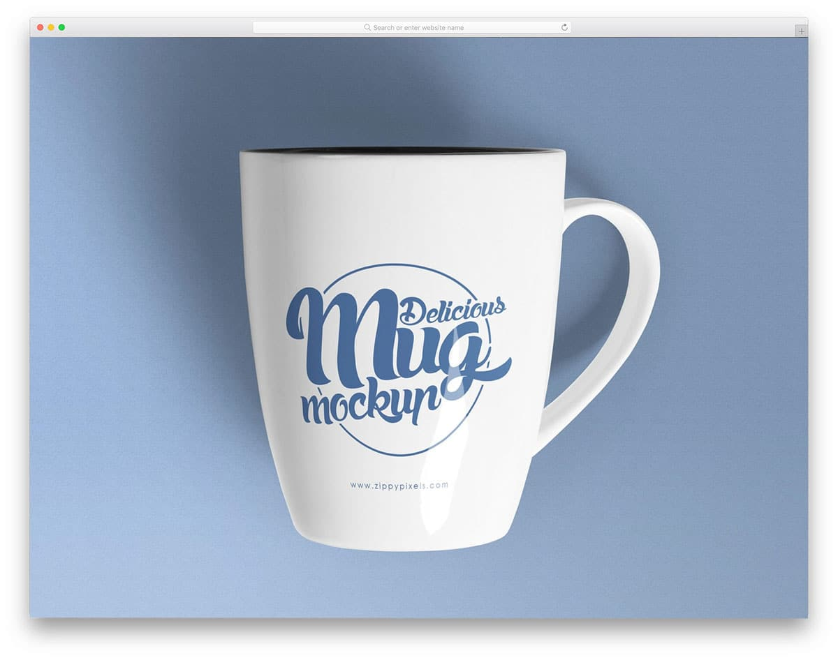 Free-Awesome-Coffee-Mug-Mockup