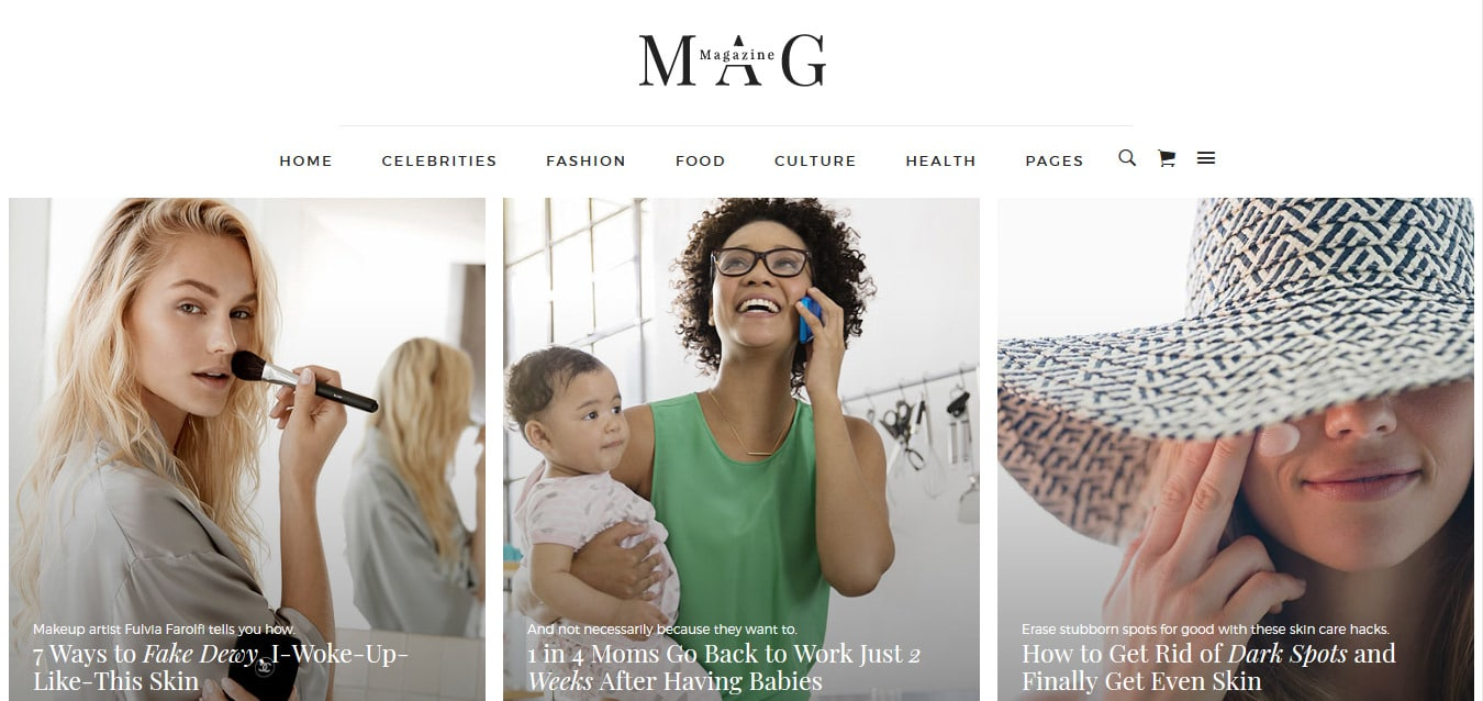 MAG-News and Magazine- templates