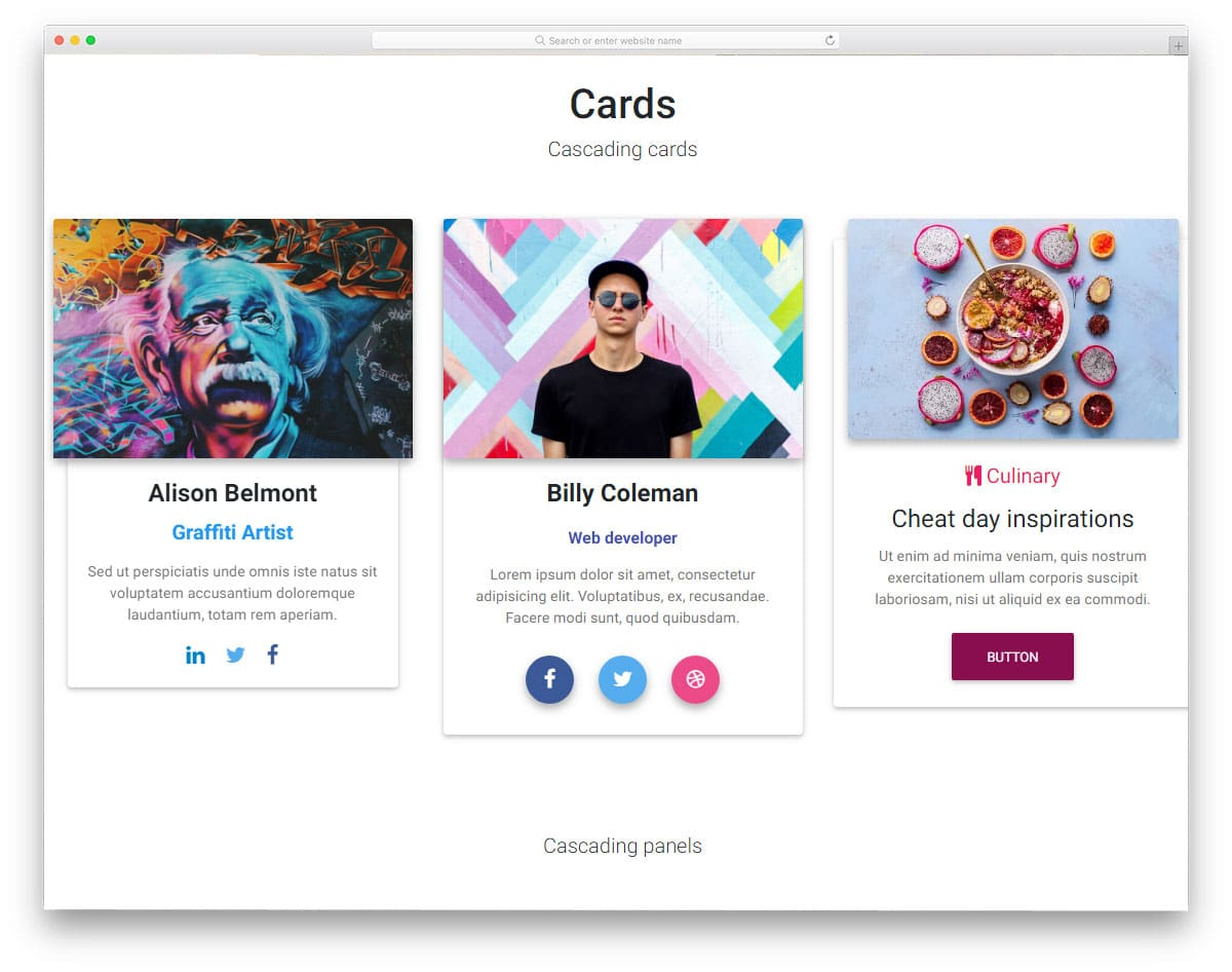 Material-Design-for-Bootstrap-4-free-ui-kits