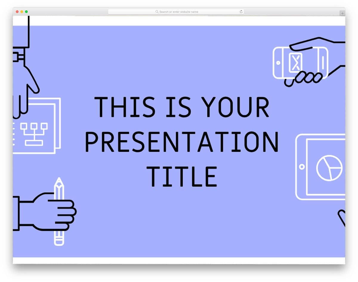 22 Best Hand Picked Free PowerPoint Templates 2019 - uiCookies