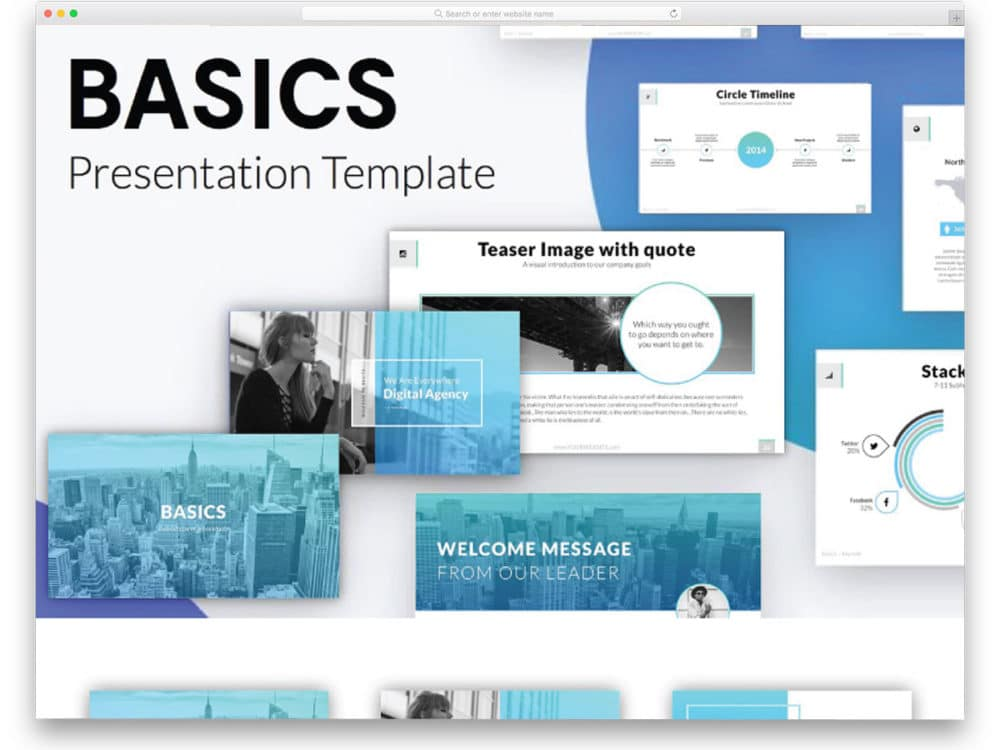 28 Free Keynote Templates With Interactive Design 2019 Uicookies