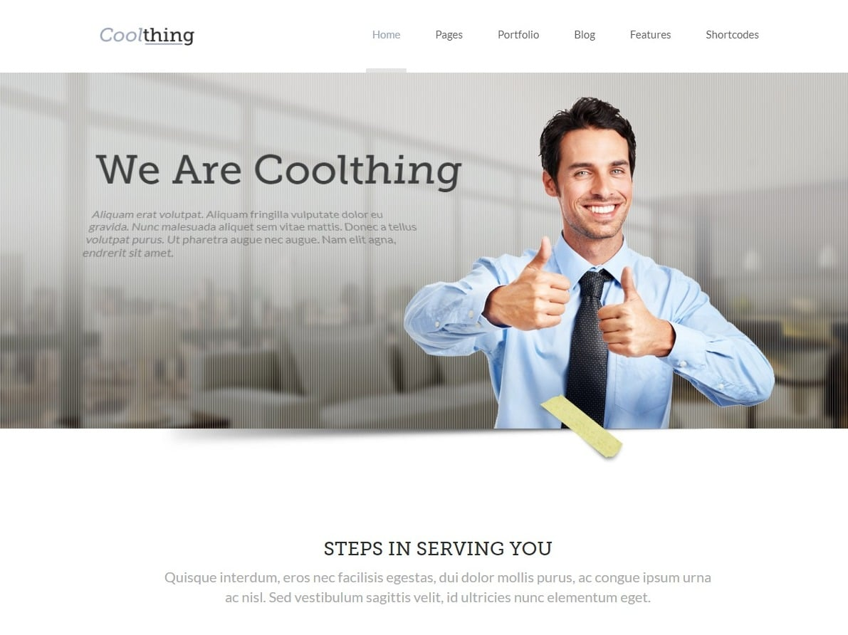 cool-corporate-simple-website-template