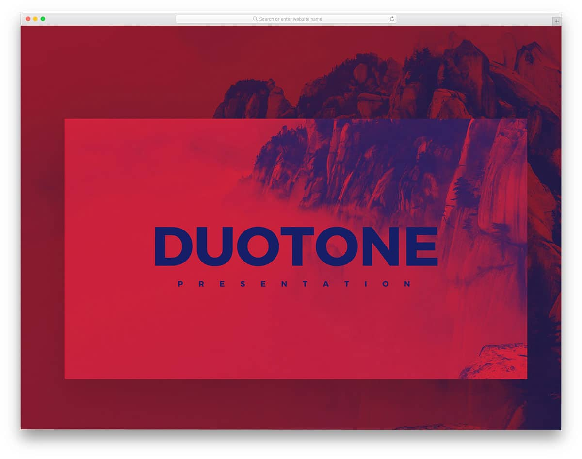 duotone-free-keynote-templates
