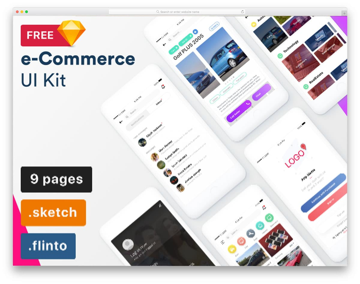 ecommerce-ui-kit-free-ui-kits