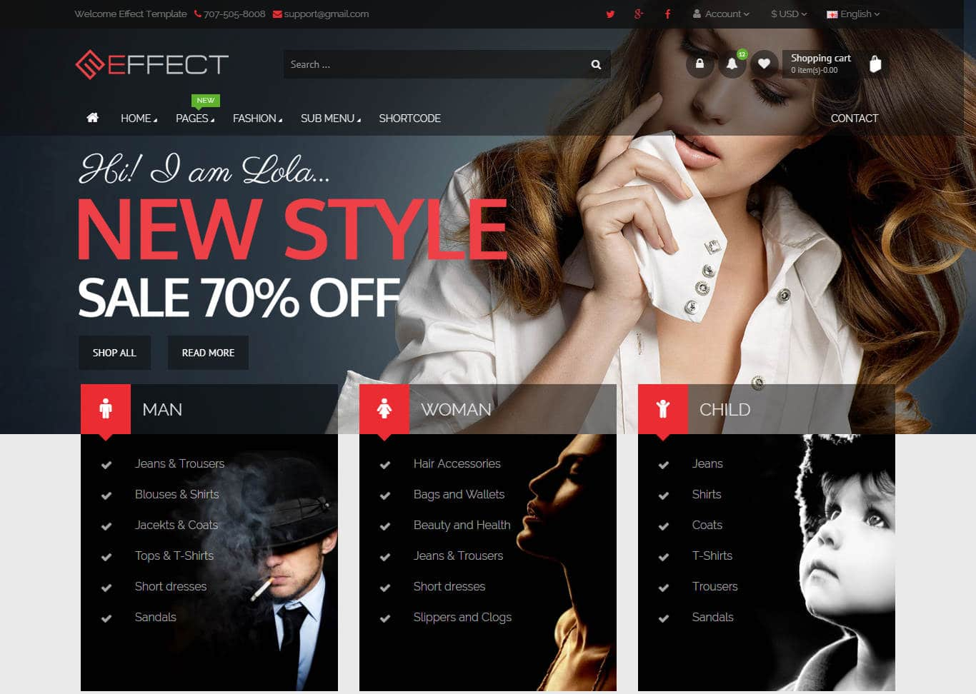 effect-fashion-templates