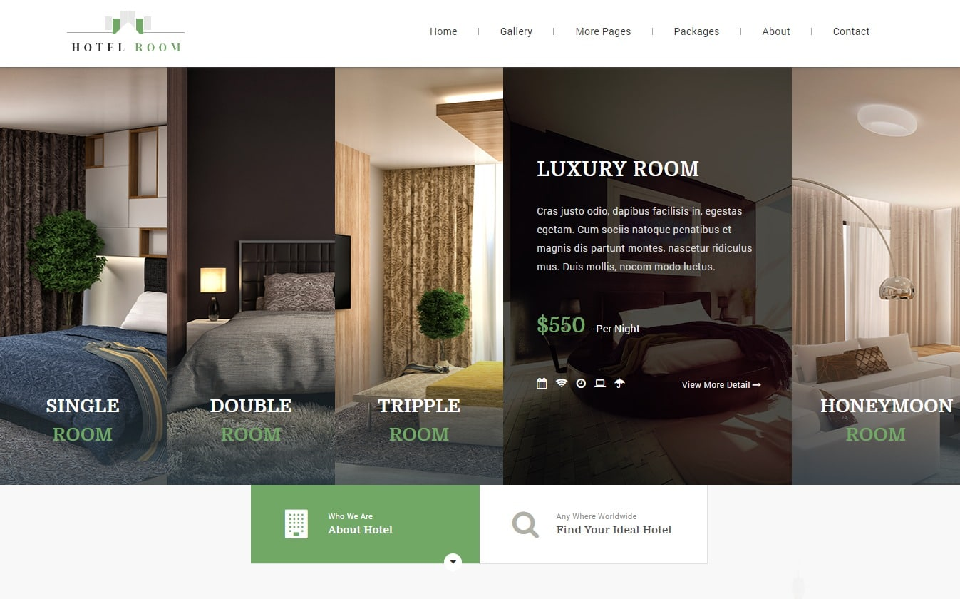 hotel-room-travel-website-template