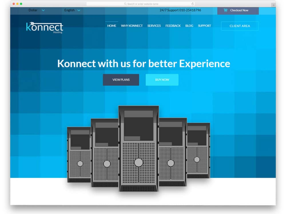 20 free hosting website templates to attract website owners 2018 konnect free hosting website templates maxwellsz
