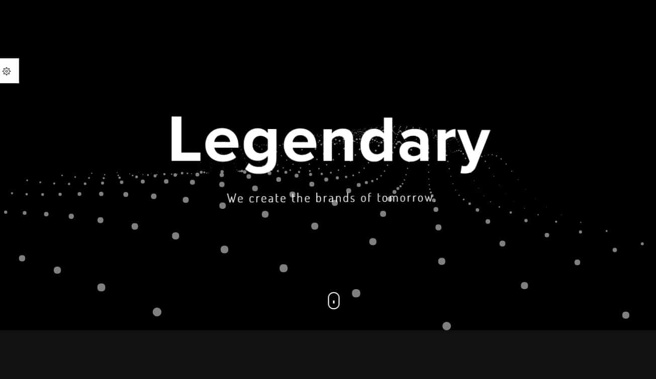 legendary-one-page-website-template