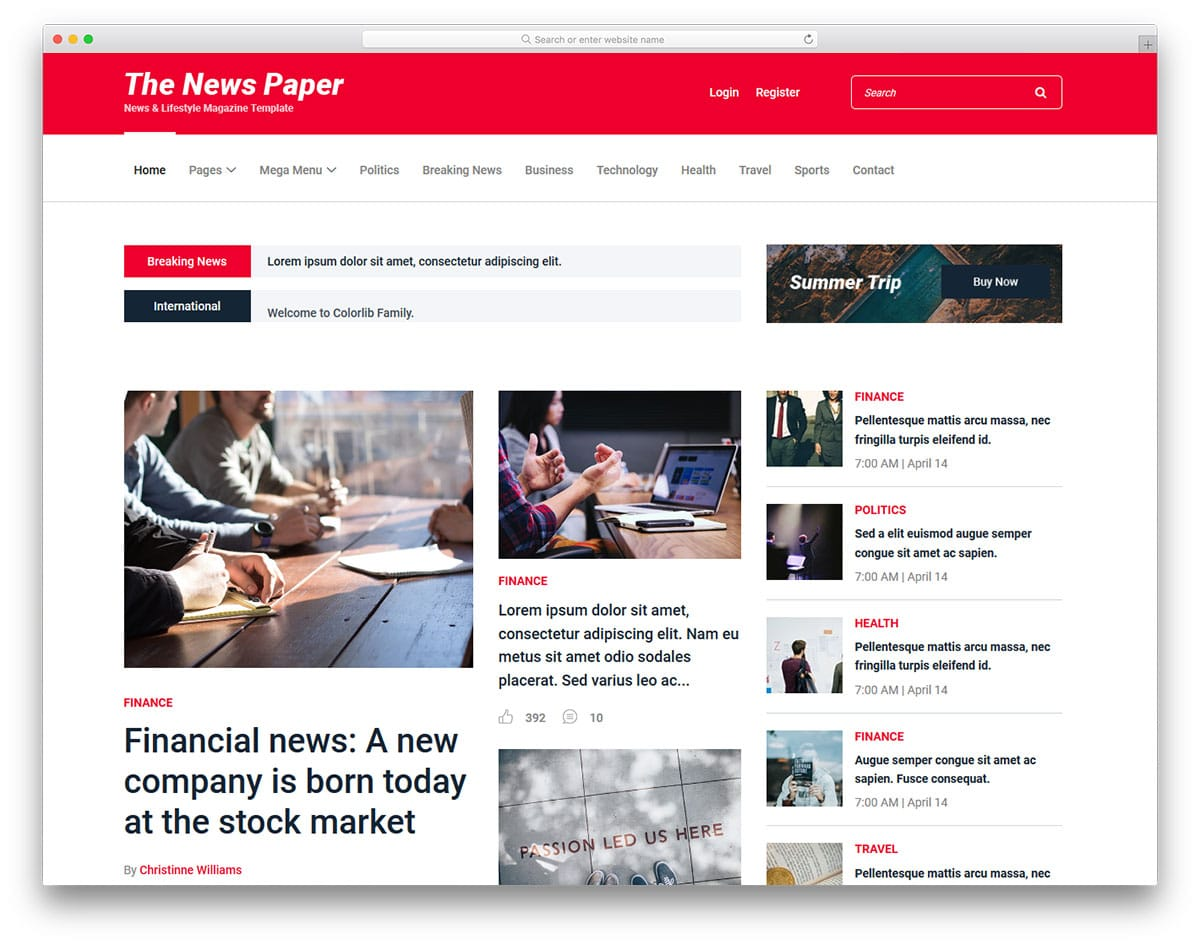 newspaper-free-news-website-templates
