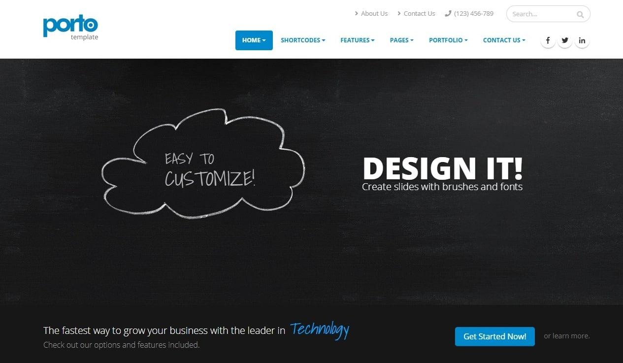 porto-travel-website-template