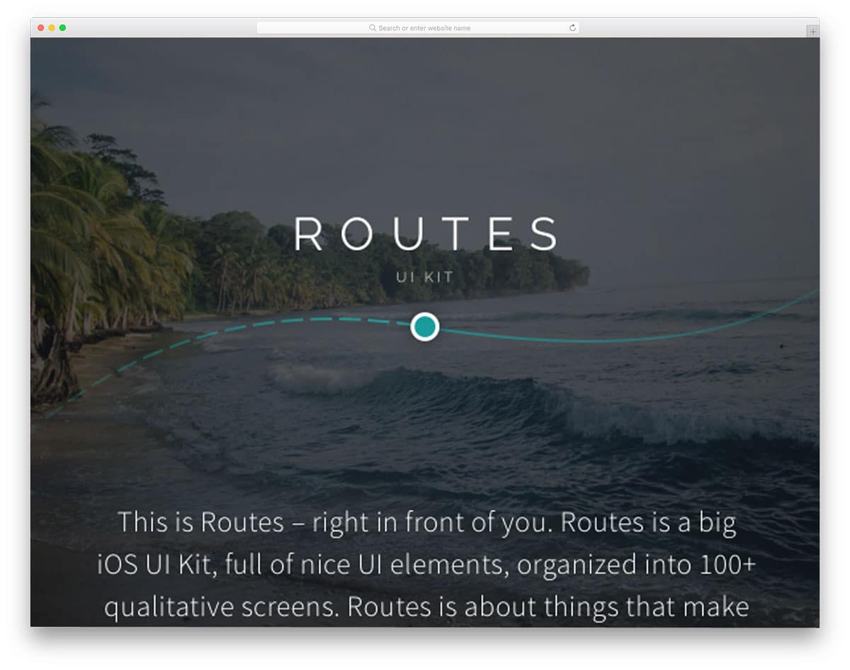routes-ui-kit