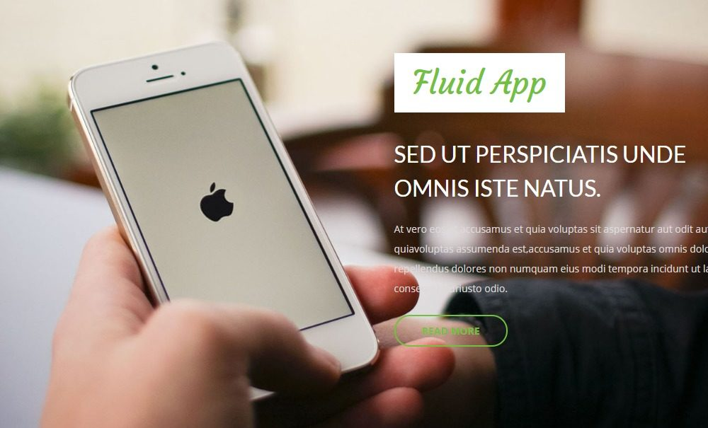 Fluid-app-mobile-app-templates
