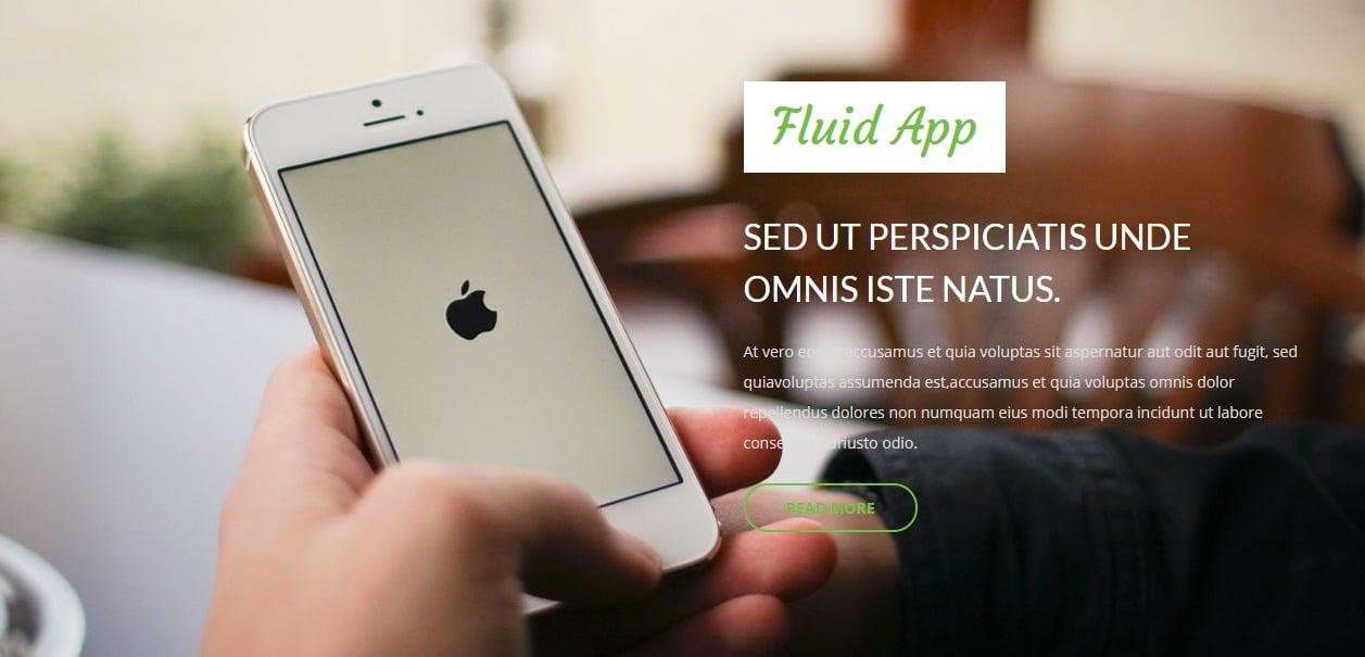 Fluid-app-mobile-app-templates