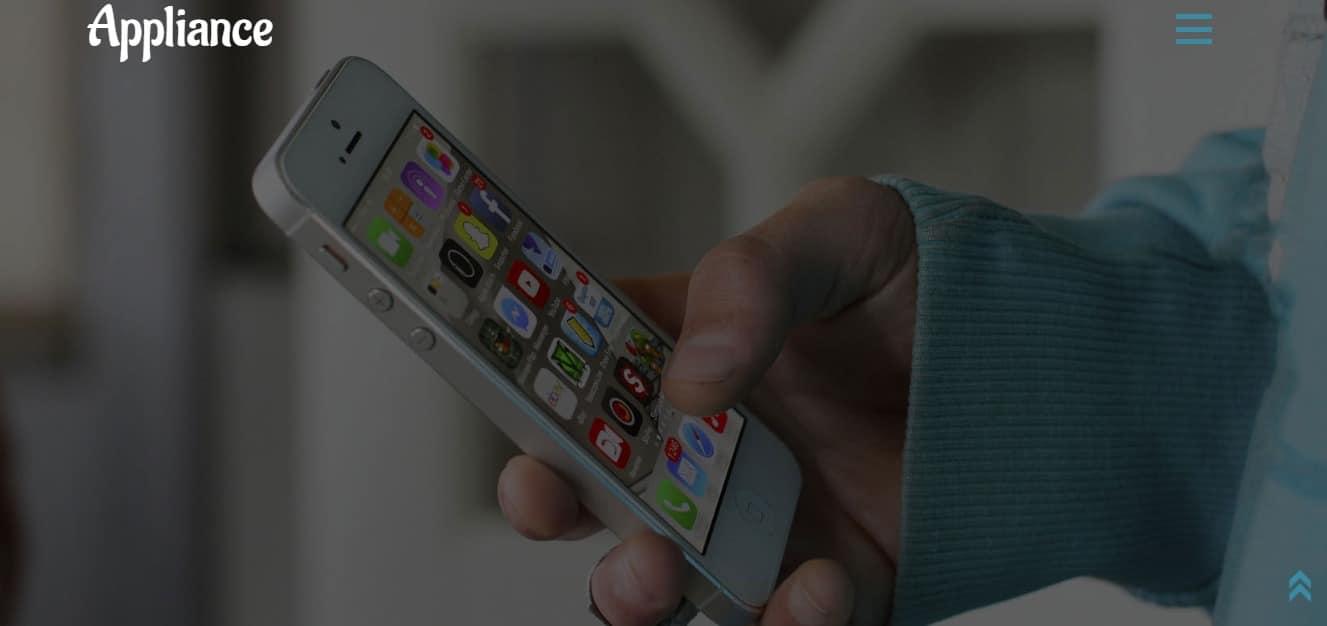 appliance-mobile-app-templates
