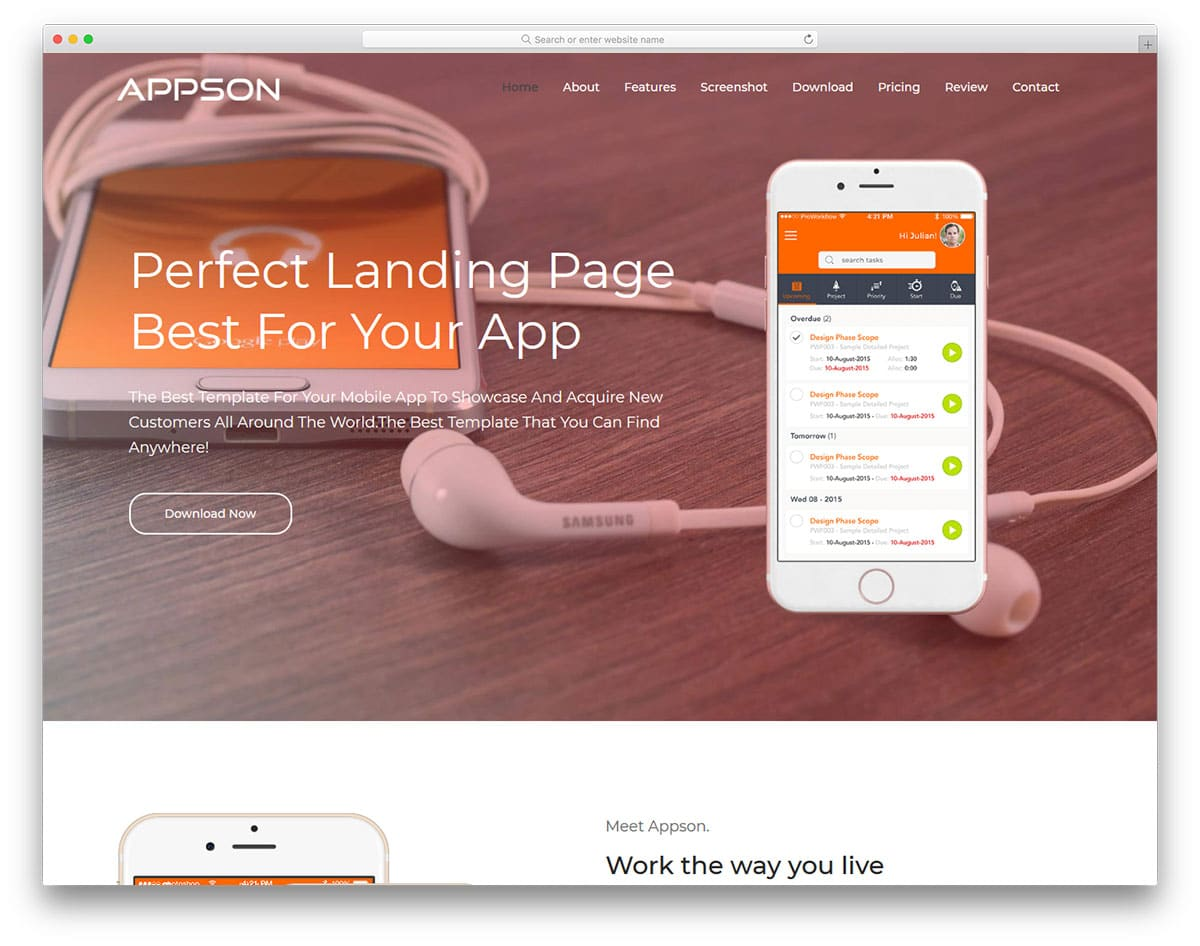 appson-free-clean-website-templates