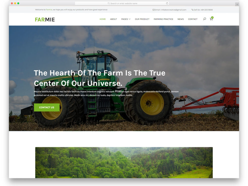 13 Best Free Multipurpose Website Templates 2019 Uicookies