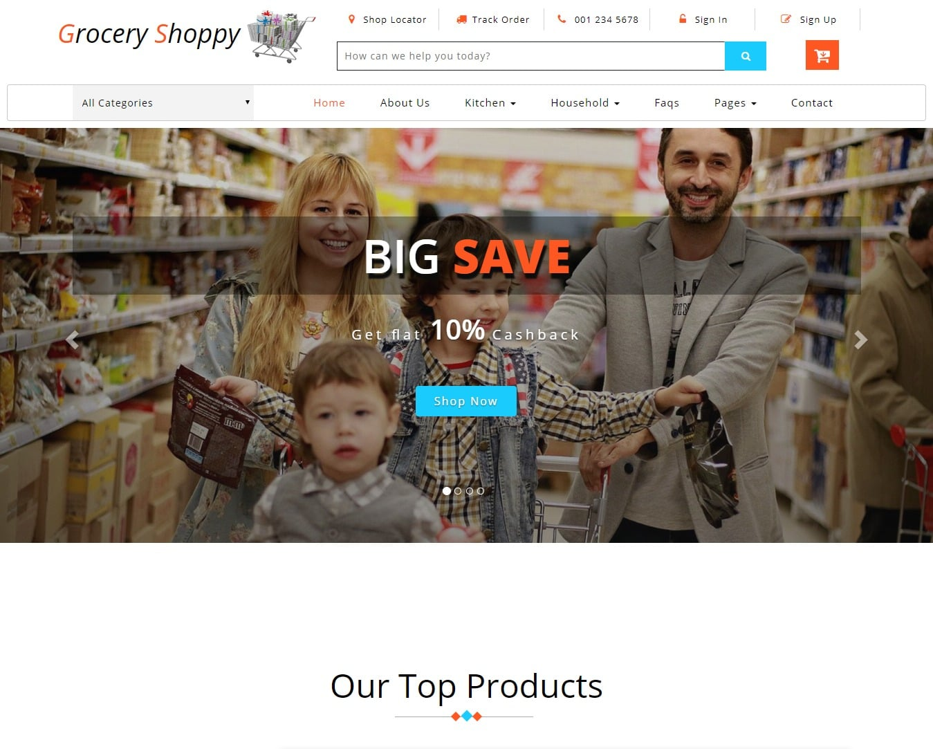grocery-shoppy-shop-website-template