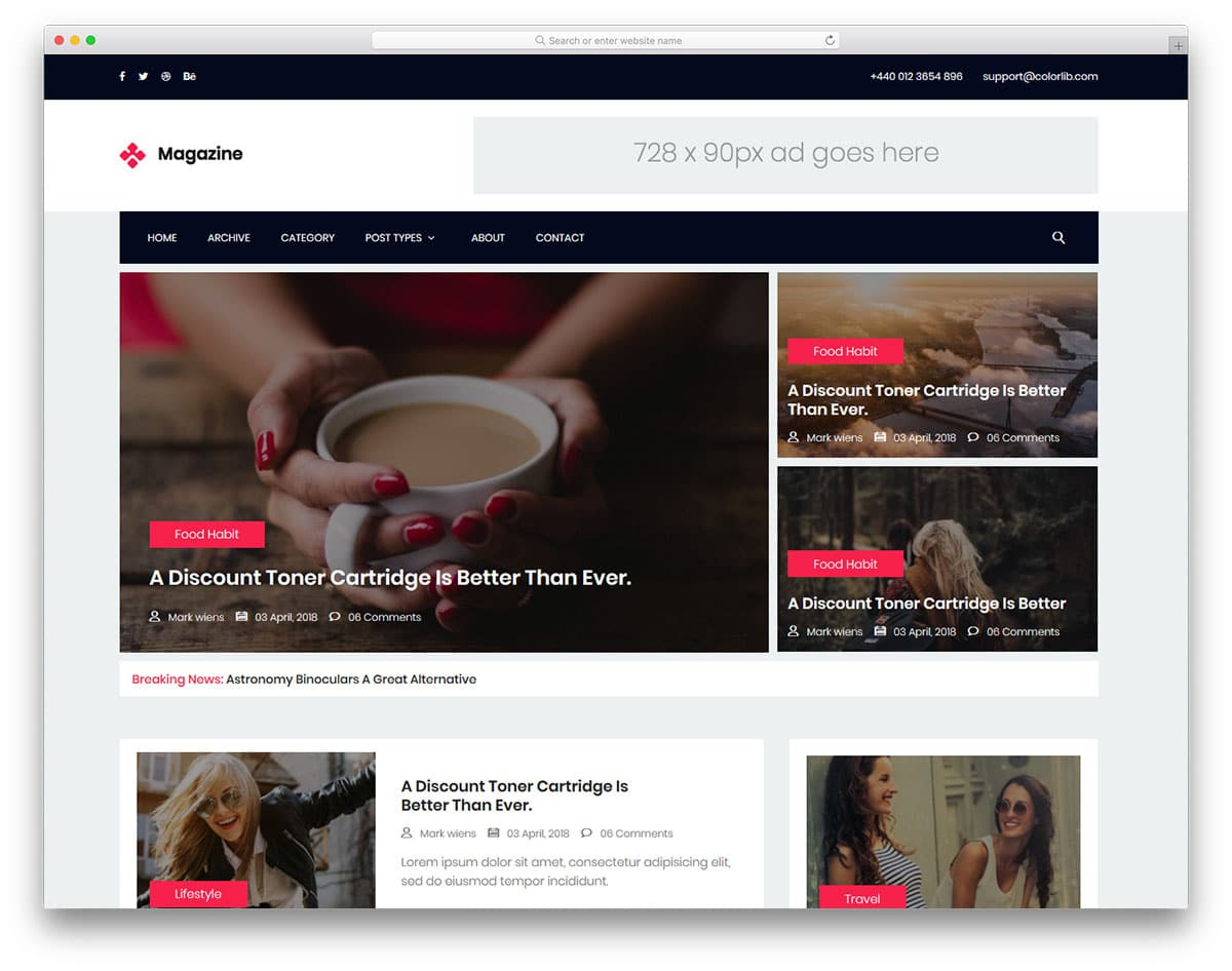 magazine-free-magazine-website-templates