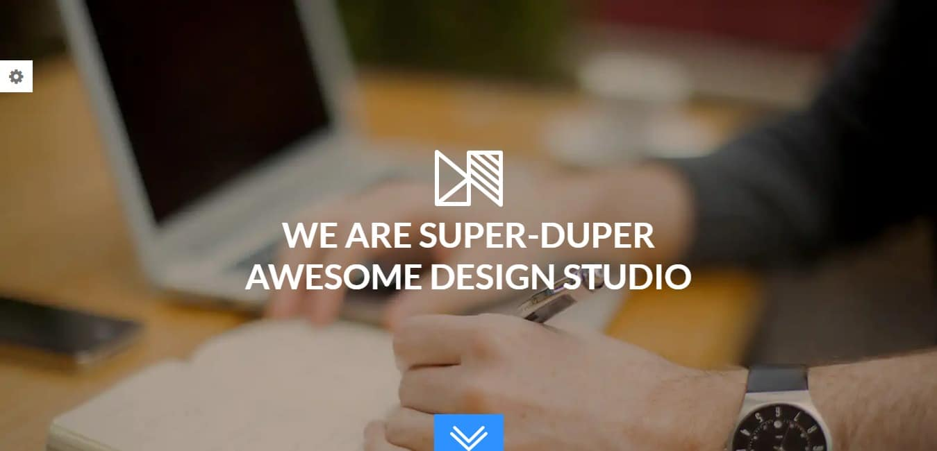 nonus-one-page-parallax-website-template