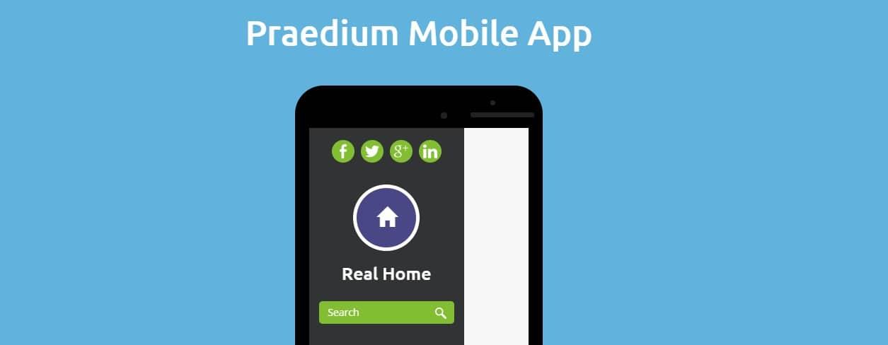 praedium-mobile-app-templates
