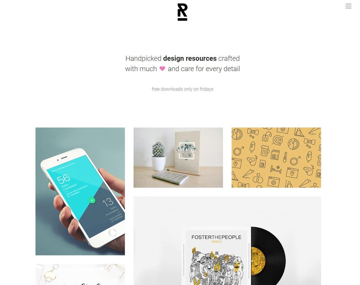 reopen-gallery-website-template