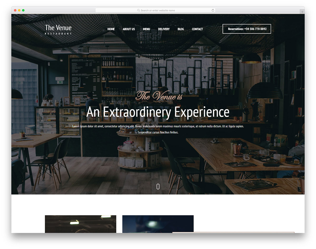 thevenue-free-web-design-templates