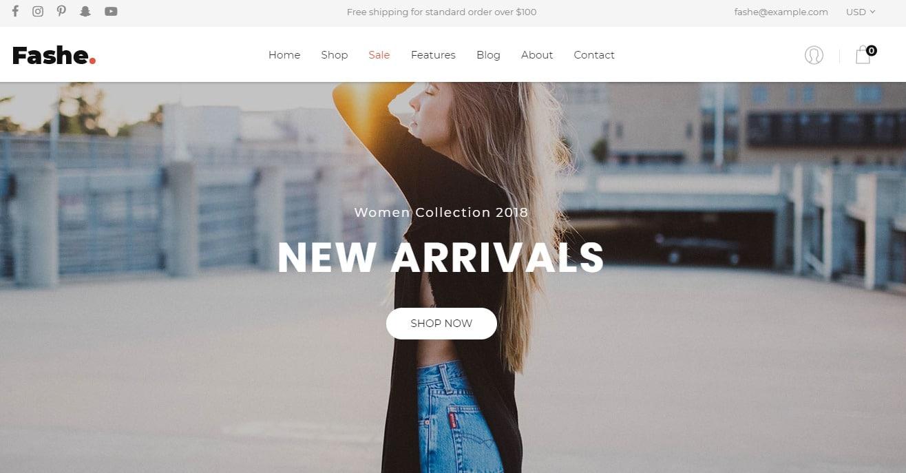 15 Amazing Free Bootstrap Ecommerce Website Template 2018 Uicookies