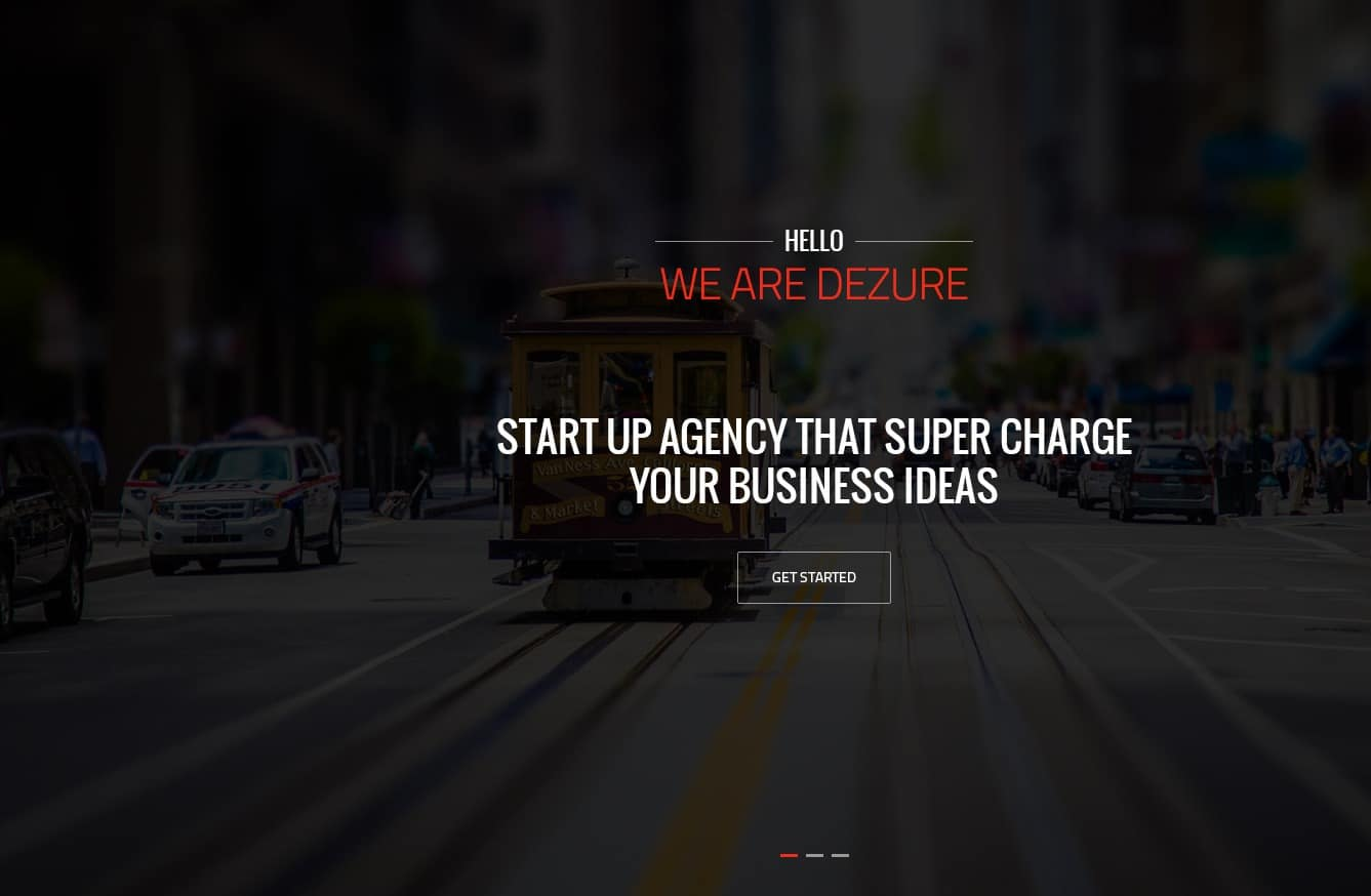 dezure-landing-page-website-template-podcast-cover-