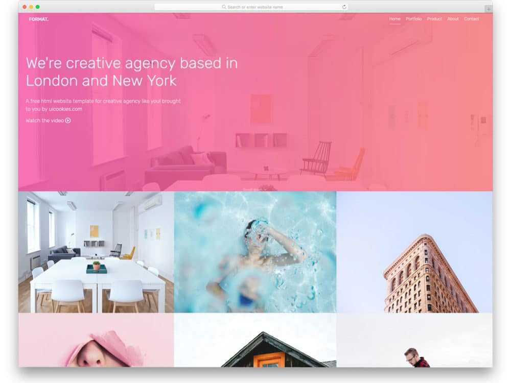 format-free-photo-gallery-templates