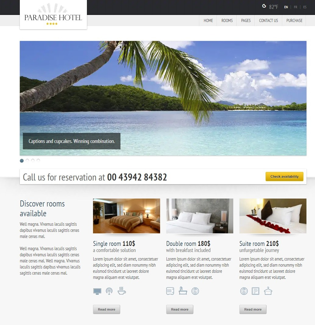 paradise-hotel-website-template