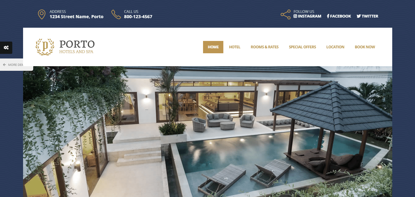 porto-hotel-website-template