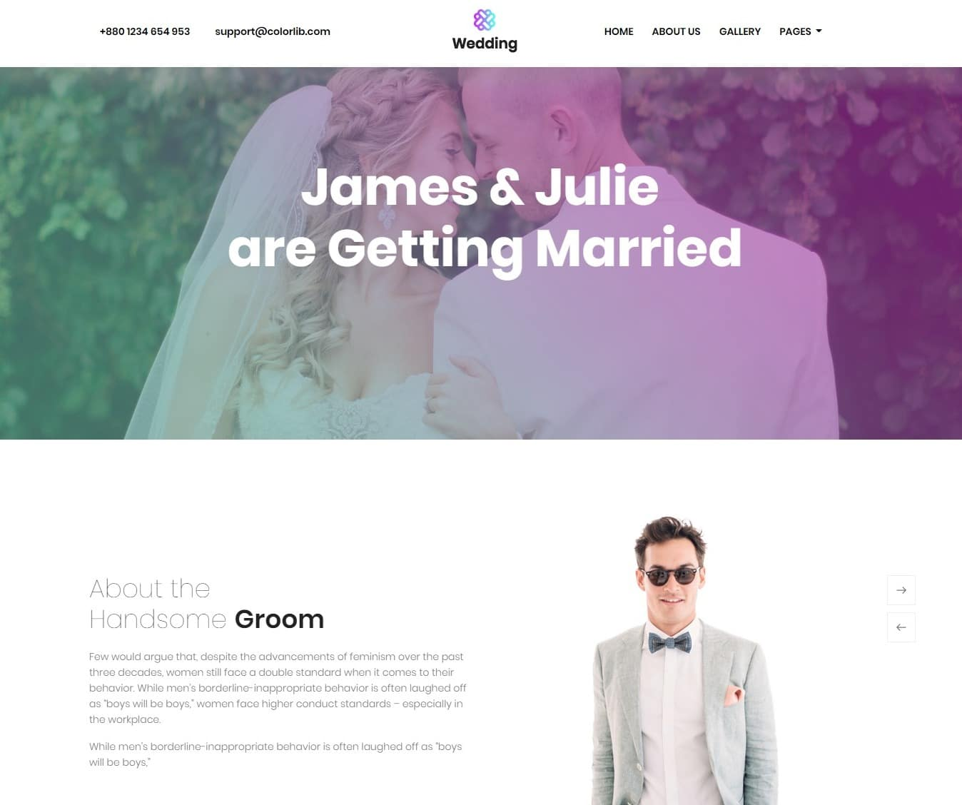 wedding-free-wedding-website-template