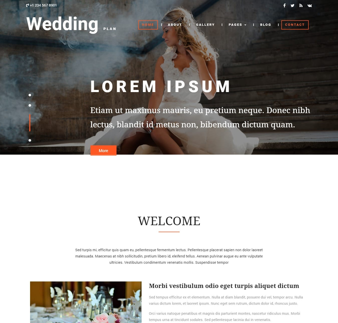 wedding-plan-free-wedding-website-template