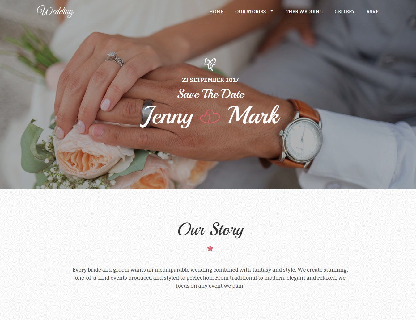 wedding2-free-wedding-website-template