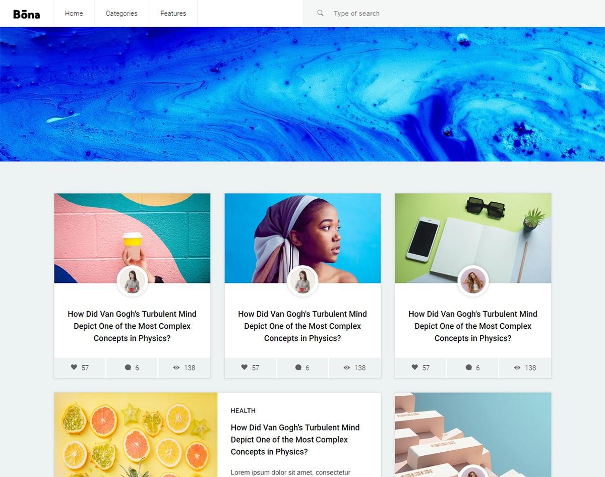 Free-responsive-blogger-templates-Bona