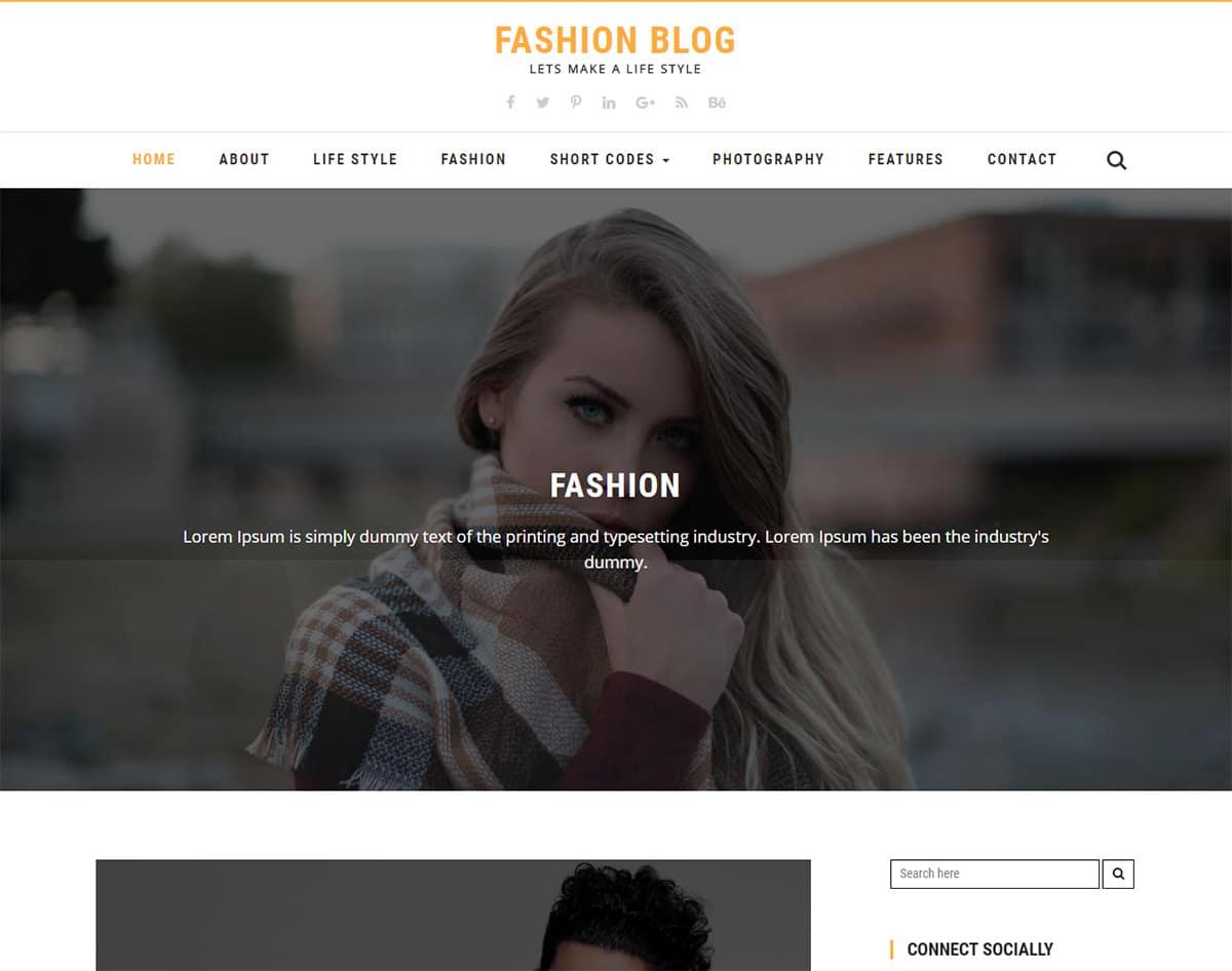 Free-responsive-blogger-templates-Fashion-blog