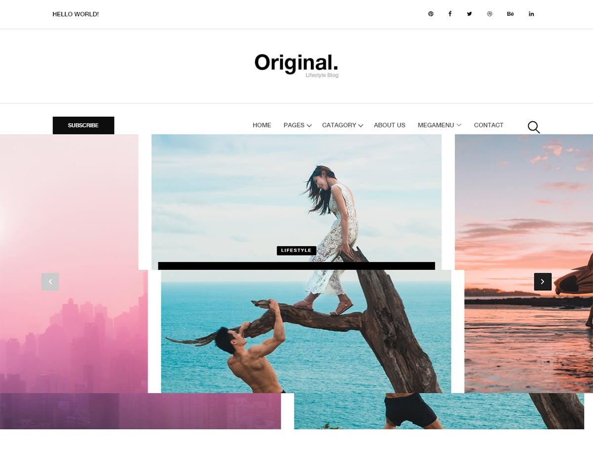 Free-responsive-blogger-templates-Original