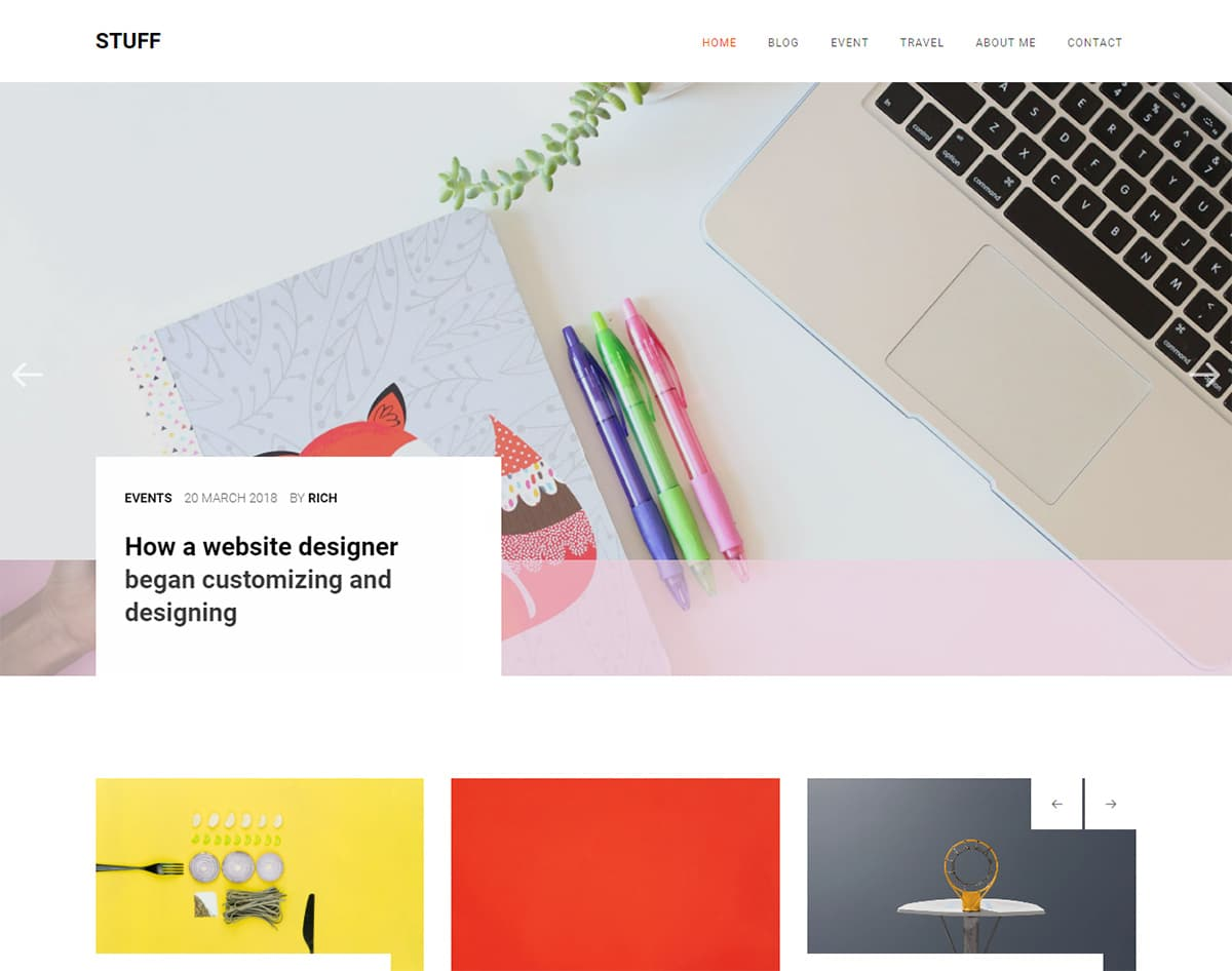 Free-responsive-blogger-templates-Stuff