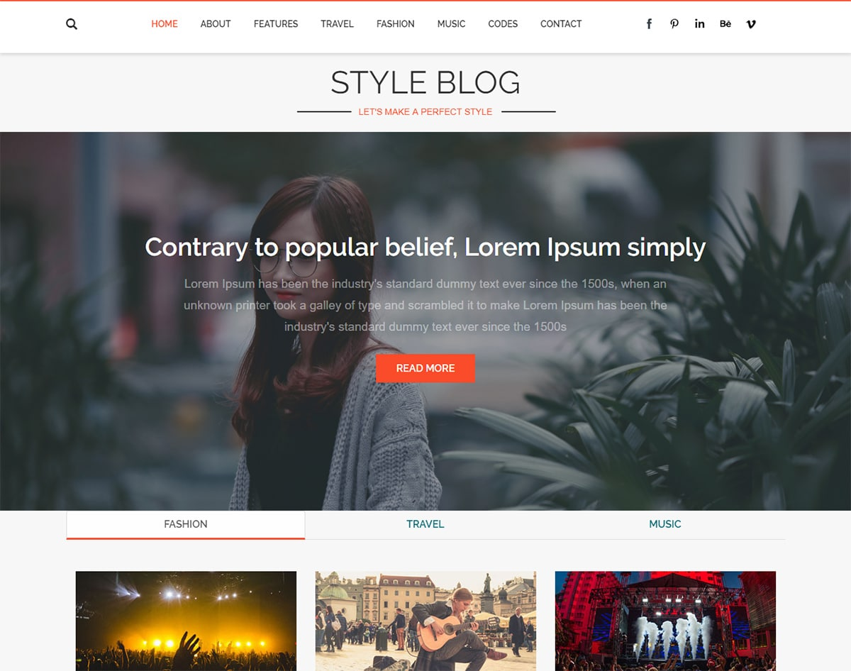 24 Amazing Free Responsive Blogger Templates For 2019 Uicookies