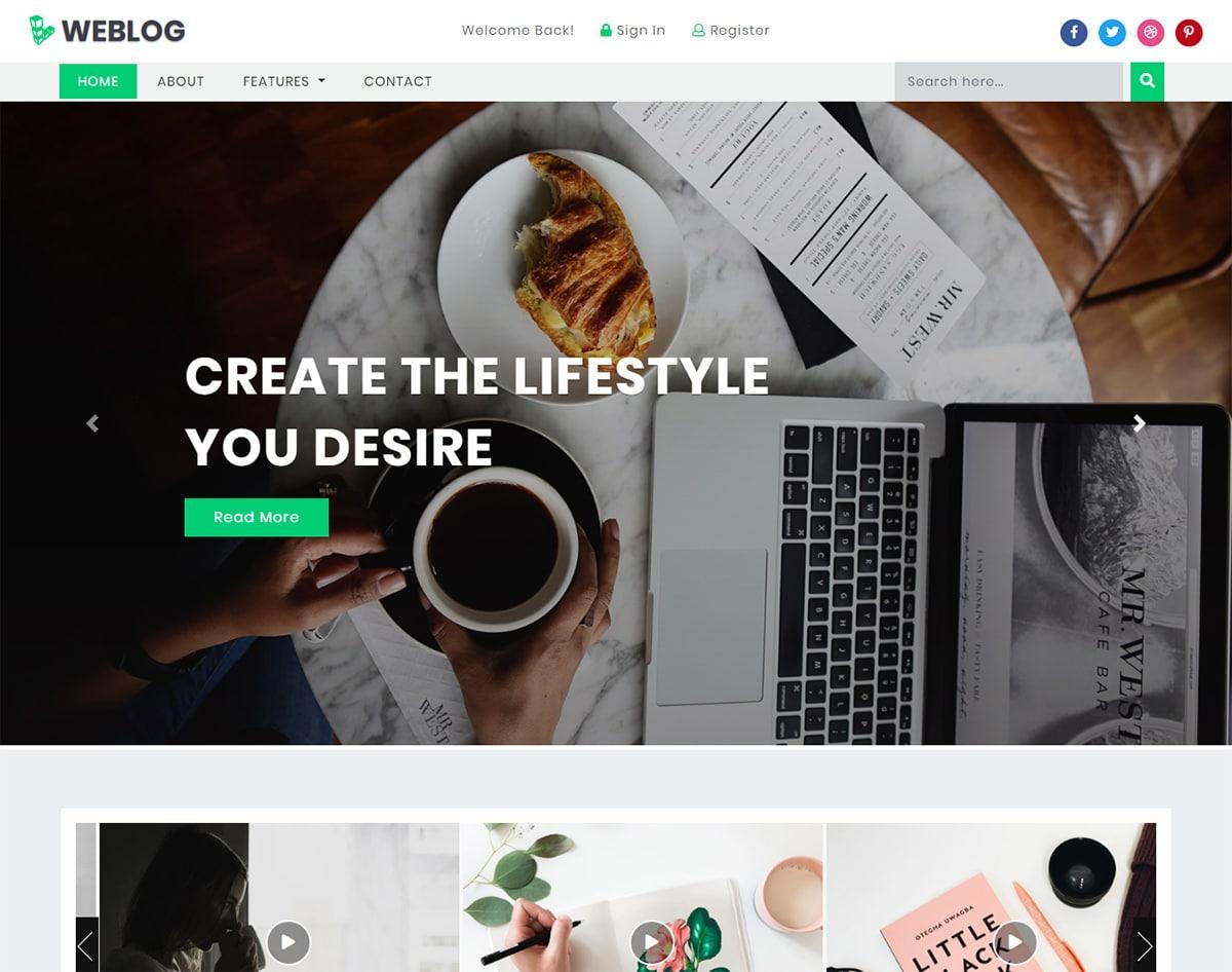 Free-responsive-blogger-templates-WeBlog