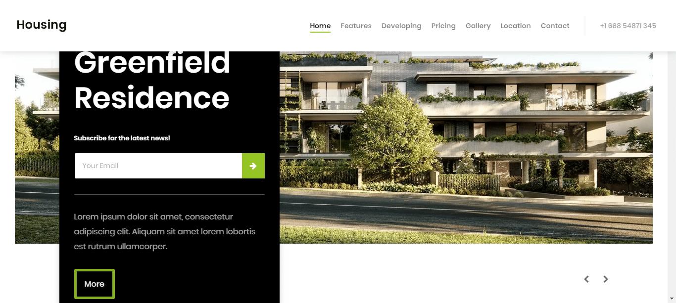 Premium-real-estate-webstie-template-housing