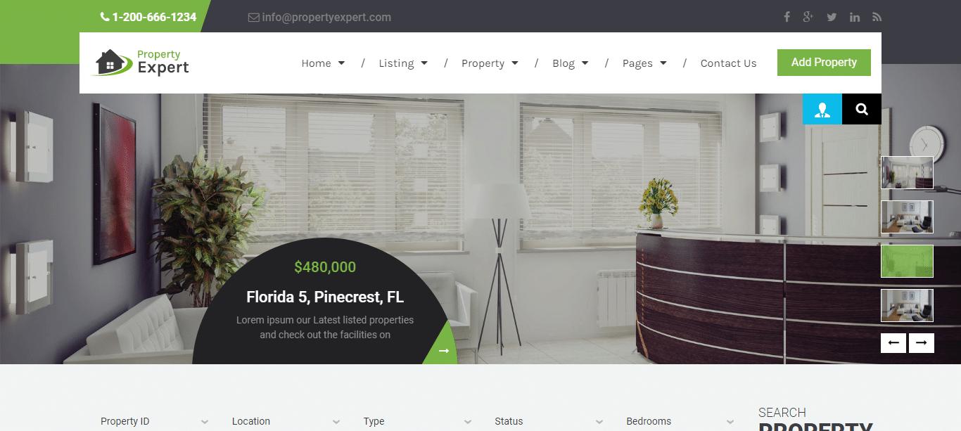 Premium-real-estate-webstie-template-property-expert