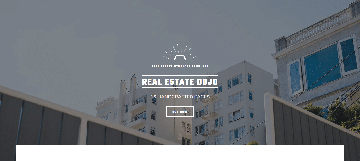 20 Premium Real Estate Website Templates for Brokers, Agent and ...