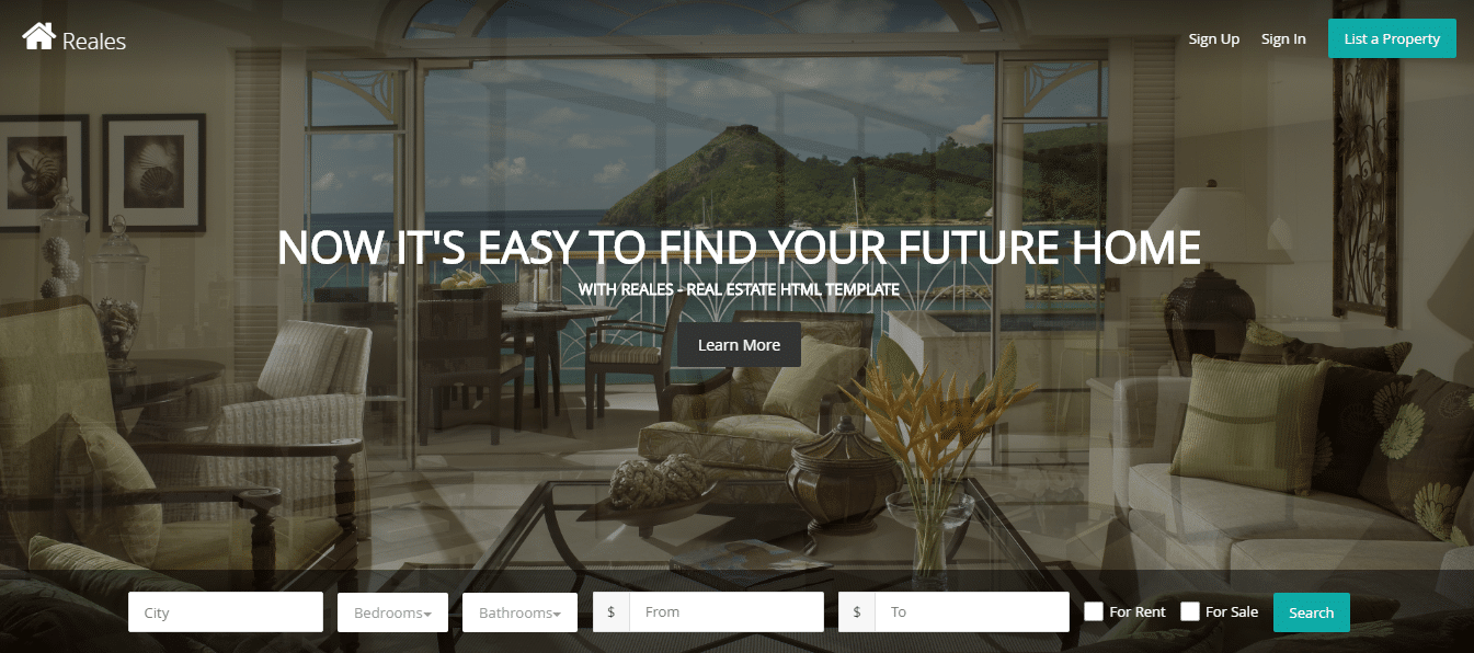 Premium-real-estate-webstie-template-reales
