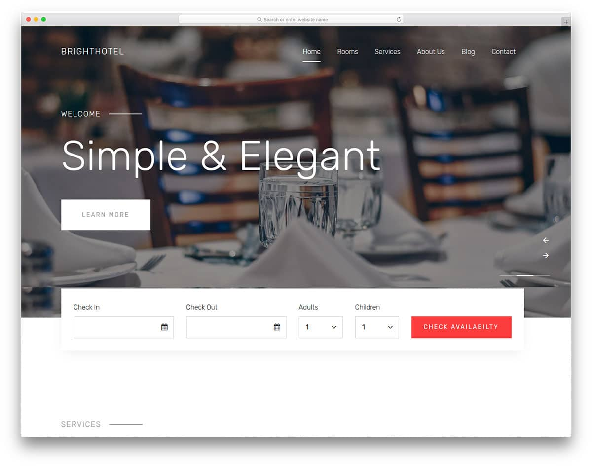 brighthotel-free-responsive-html5-website-templates
