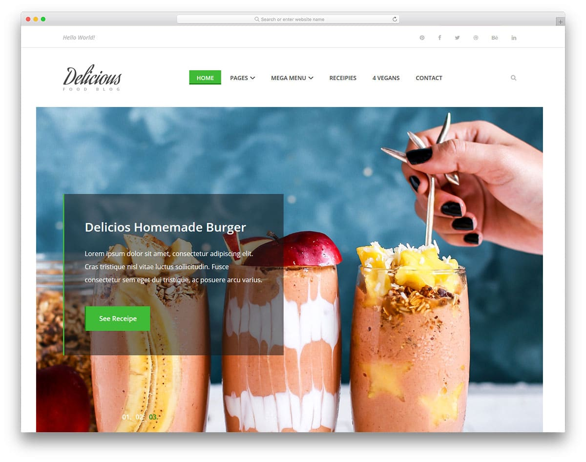 delicious-free-responsive-html5-website-templates