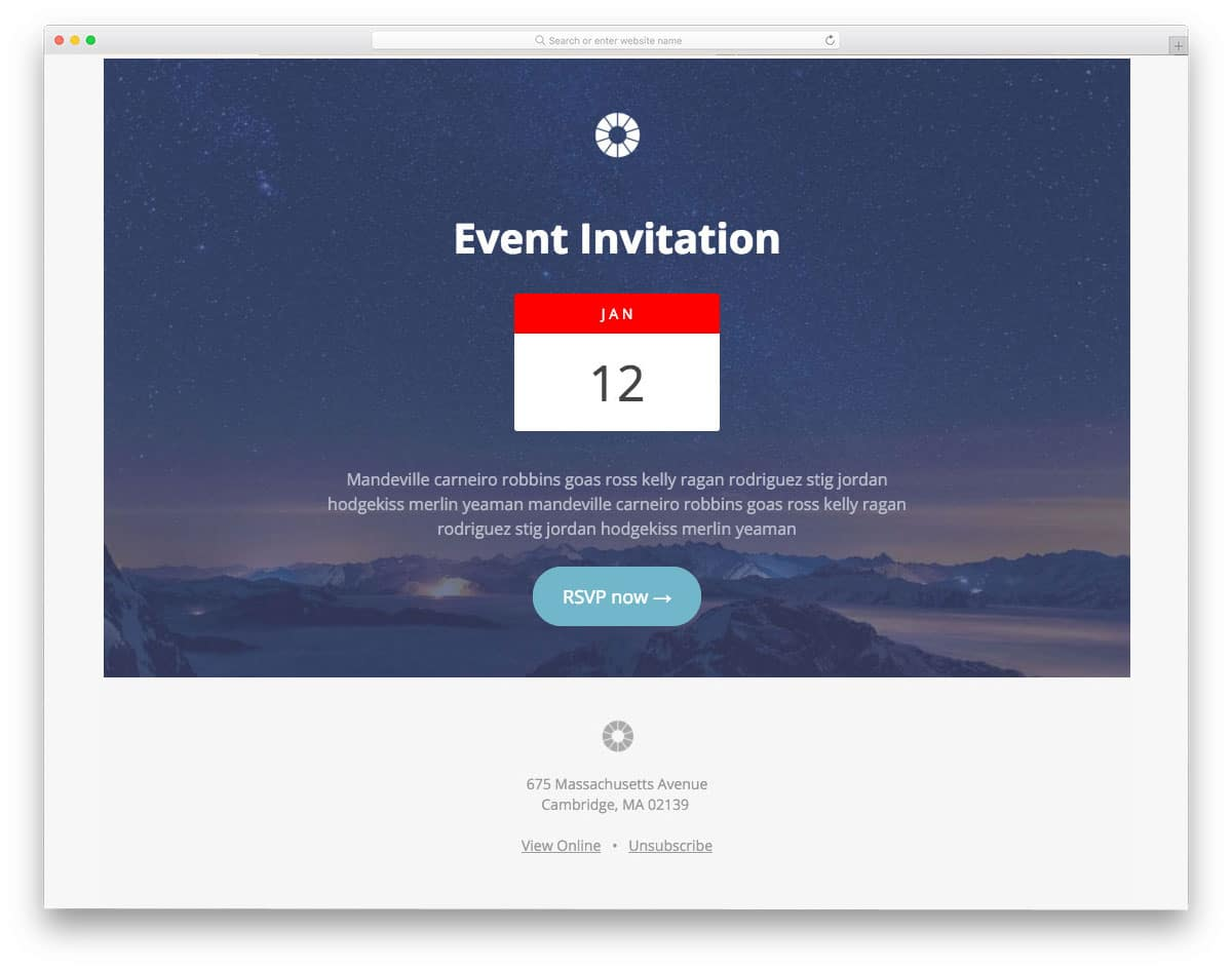 event-invitation-free-responsive-email-templates